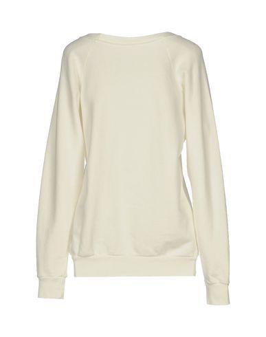Sweat-shirt Étiquette De Soins rabais meilleur vcXCKUfy7