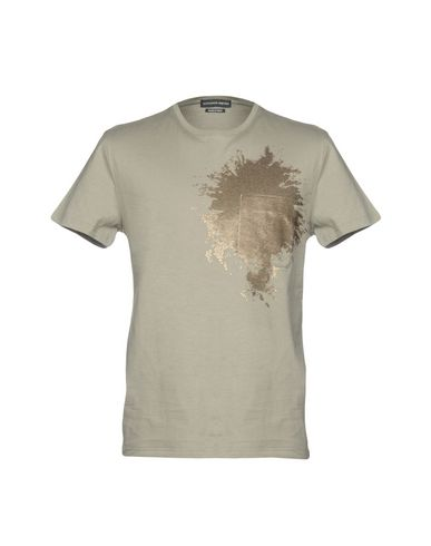 naturel et librement unisexe Alexander Mcqueen Camiseta Wi18J