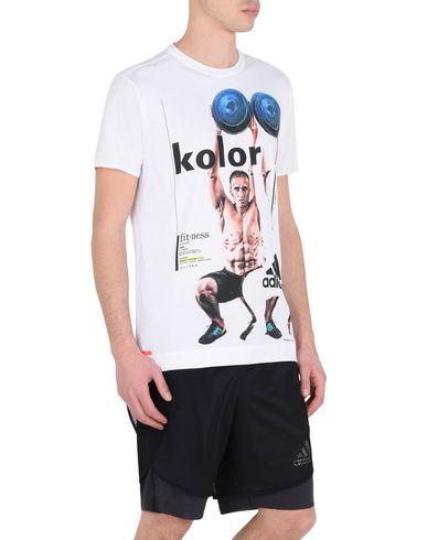 Adidas Par Chemise Kolor jeu avec paypal véritable vente sortie ebay LllZzb