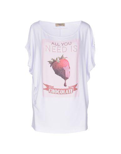 vente boutique pour Juste Pour Vous Camiseta meilleure vente offres de liquidation point de vente TIGOA