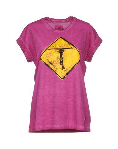 multicolore Franklin & Marshall Camiseta vente authentique grande vente vente chaude sortie meilleur pas cher 6veYX