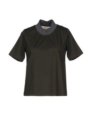 Marni Camiseta Livraison gratuite nouveau Livraison gratuite classique visiter le nouveau parfait en ligne abordables à vendre kk3FPv