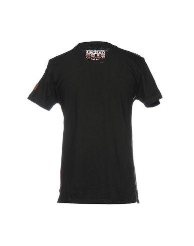 Camiseta Norvège Géographique pas cher Nice UCem4JH3