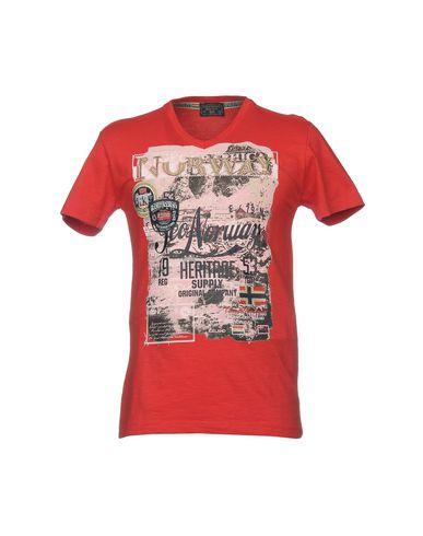 achat en ligne Camiseta Norvège Géographique grand escompte nouveau à vendre FW3LW1bv