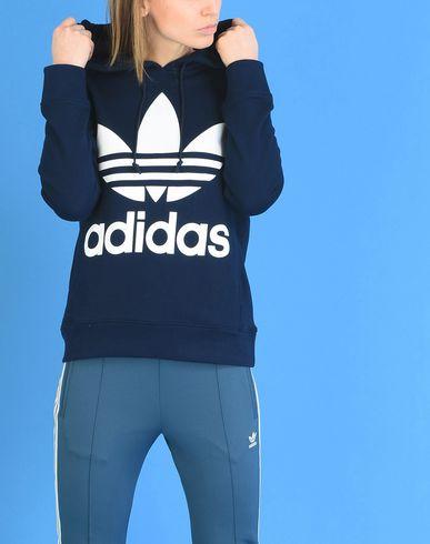Adidas Originals Sweat À Capuche Trilobé Sudadera Footlocker rabais populaire shopping en ligne V4kFzl59eW