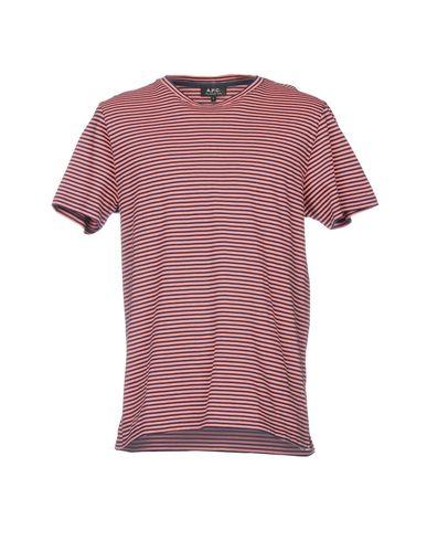 Apc Camiseta visite discount neuf résistant à l'usure frais achats sortie d'usine rabais U6m0mSXAcJ