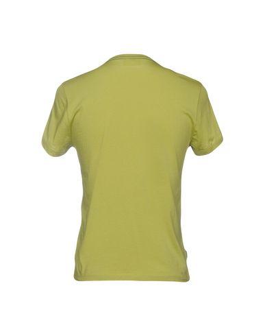 parfait jeu Camiseta Bleu boutique pas cher SqH0w