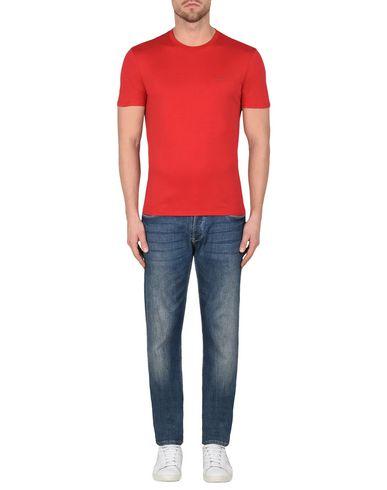toutes tailles Armani Jeans Camiseta professionnel prix incroyable vente vente 2015 g6sQIVx