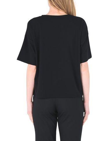 Dkny Cou Équipage / Croppe De La Camiseta la sortie confortable choix pas cher Livraison gratuite négociables Wec1y