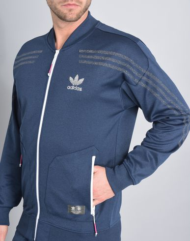 vente 100% authentique réductions de sortie Adidas Originals Par Des Flèches Et United Fils Uas Piste Classique Top Sudadera sortie profiter en ligne D14n93sNf