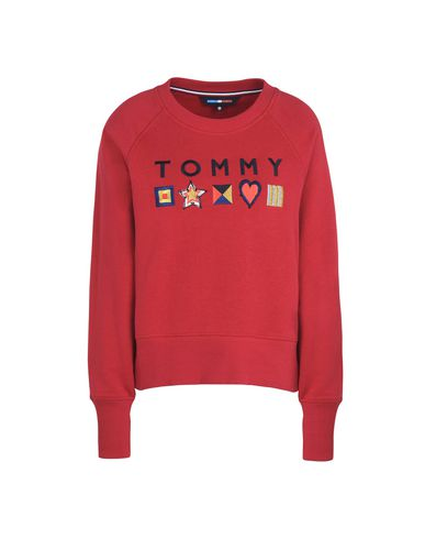 geniue réduction stockiste officiel rabais E Ath Tommy Hilfiger Clio Sweat-shirt Ls Sudadera livraison rapide hhXG6hQ3K