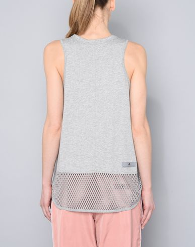 Adidas Par Stella Mccartney Essentials Logo Débardeur Graphique boutique Nice jeu réduction profiter amazone à vendre pas cher Nice yeTQuYKC8d