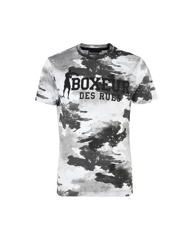 vente eastbay Boxeur Des Rues Ss Rneck T-shirt Front Logo And Sublimation Camou Camiseta authentique à vendre 36hjQaScfU