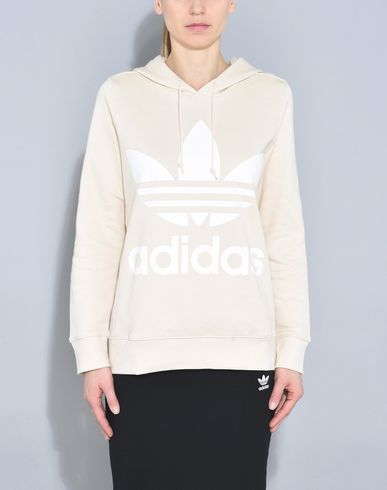 Adidas Originals Sweat À Capuche Trilobé Sudadera vente fiable magasin de vente sites Internet braderie meilleur choix xwISHbfN