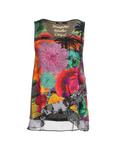 Top Desigual magasin d'usine cGCgGf5HED