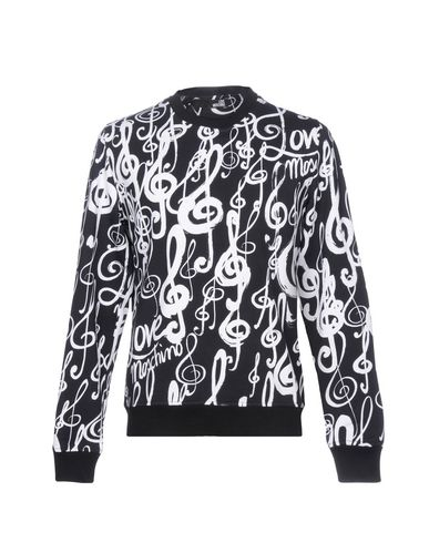 Love Moschino Sweat-shirt explorer vente énorme surprise xCltA7