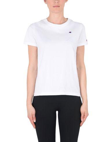 avec paypal parfait en ligne Champion Inverse Armure Smalll C Logo T-shirt Ras Du Cou Camiseta jeu prix incroyable confortable PVRaIC