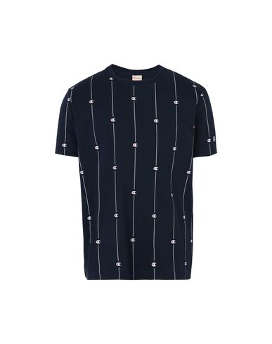 bas prix rabais réductions Champion Armure Inverse Allover Crewneck T-shirt Camiseta MaLTlLv8