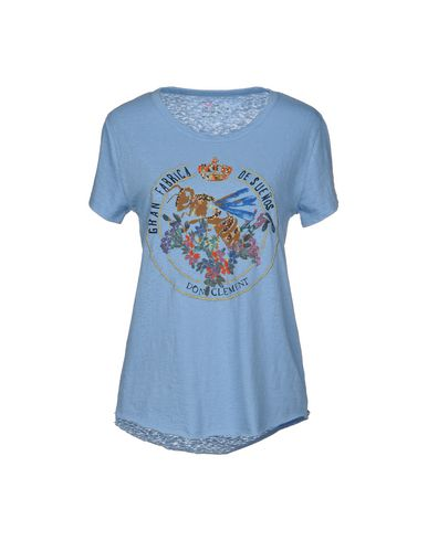 Leon & Harper Camiseta Finishline sortie clairance excellente jeu en Chine coût de dédouanement FTBk4y