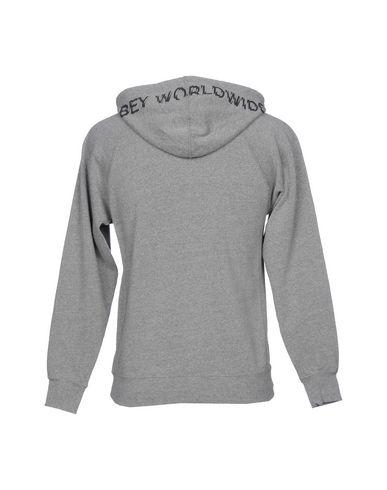 Obéissez Sweat-shirt combien coût de réduction Livraison gratuite Footaction JEnJ2oy