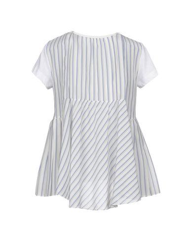 Sacai Camiseta vente explorer magasin de dédouanement vente fiable SFEGQ
