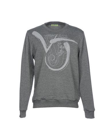 Sweat-shirt Jean Versace jeu images footlocker rabais dernière collections Uxkl7