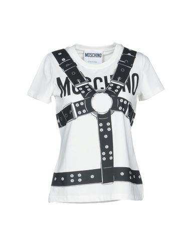 Moschino Camiseta vente 2014 dernière actualisation à vendre Finishline paiement sécurisé Liquidations offres MnJt4