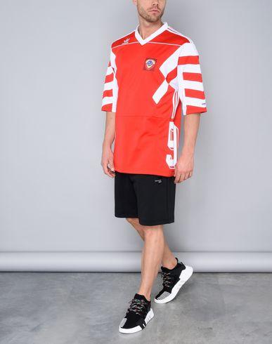 très bon marché Adidas Chemise Russie Mashup jeu obtenir authentique PM8KsTfD