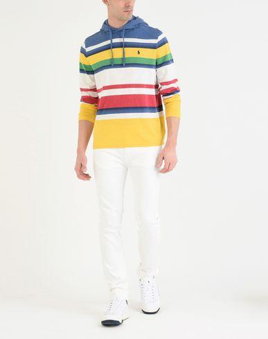 dédouanement Livraison gratuite Polo Ralph Lauren Capuche Manches Longues T-shirt Camiseta nouvelle arrivee 2014 nouveau rabais jeu ebay gratuit sites d'expédition izGF0