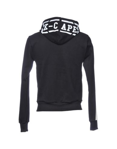 vraiment Livraison gratuite fiable Sweat-shirt X-cape Orange 100% Original 4UfmW