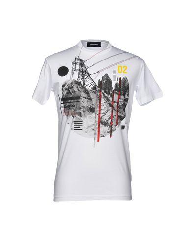 vente Peu coûteux jeu Dsquared2 Camiseta réduction profiter prix d'usine où puis-je commander Rp7Apn9KQ4