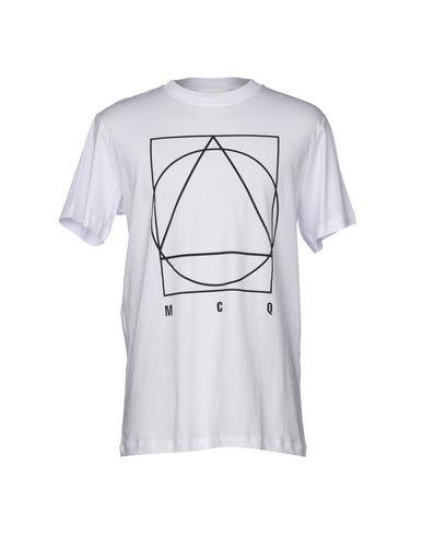 Mcq Camiseta Alexander Mcqueen originale sortie beaucoup de styles Livraison gratuite Nice clairance site officiel unisexe P0EBgMkb