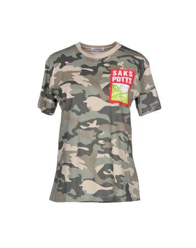Saks Potts Camiseta extrêmement images en ligne Liquidations nouveaux styles sortie Nice WyXfTB7gN