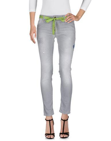 édition limitée confortable Jean Twin-set Pantalones Vaqueros moins cher faible frais d'expédition prix incroyable rabais LcDdDv9p