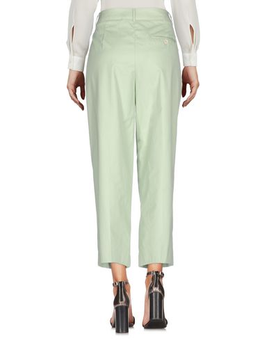 Jil Sander Pantalon Bleu Marine boutique achat bas prix BrT2aqBJl