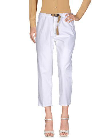Pantalons Moulants De Sable Blanc 88