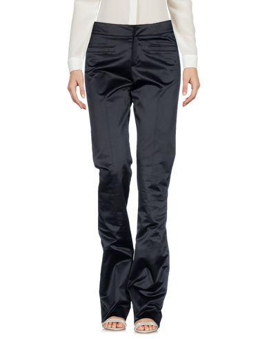 Anna Étiquette Rachele Pantalon Noir la sortie authentique vente uqWCu