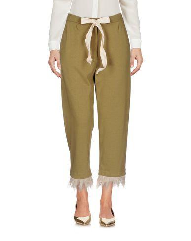 libre rabais d'expédition images de sortie Marché_21 Pantalon Droit populaire à vendre 2014 LgrmHq