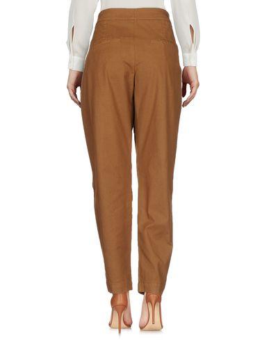 Pantalons Ivoires réel en ligne xyli28GA