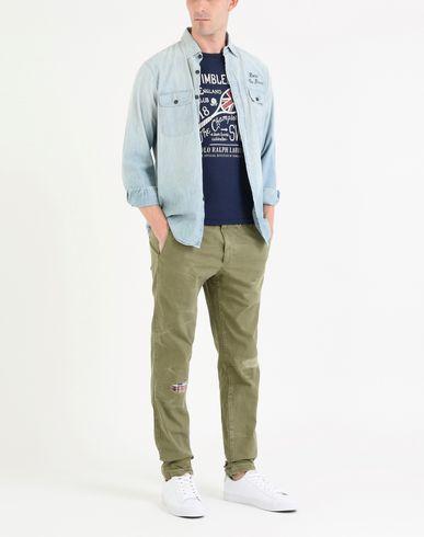 Réduction avec mastercard Polo Ralph Lauren Pantalon Herringbone Chinos à vendre 2014 vente avec paypal original en ligne des photos q3M5ea2TmE