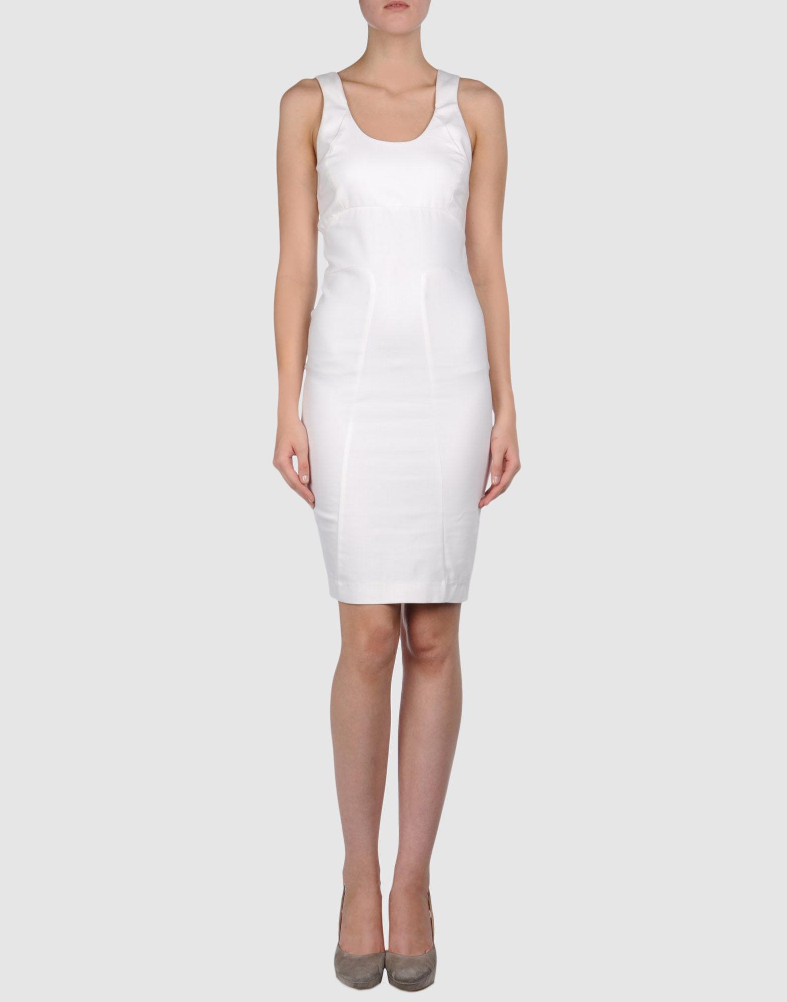 Space Style Concept Short Dress   Women Space Style Concept Short Dresses   34241339LX