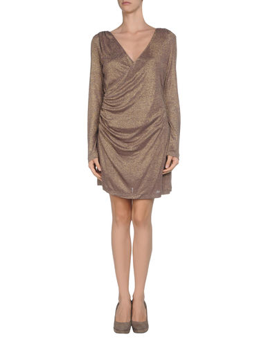 HALSTON HERITAGE - Knit dress
