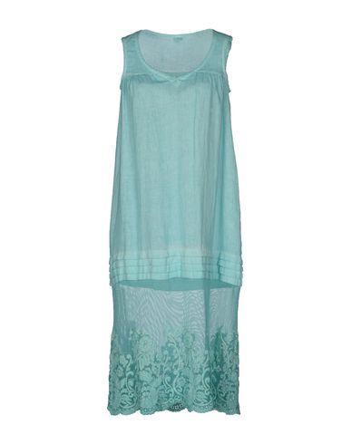 120% LINO - Knee-length dress