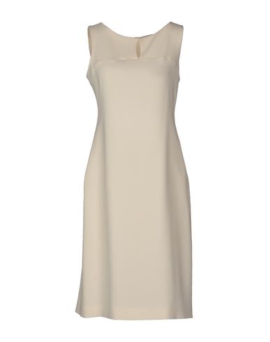 GIO' MORETTI - Knee-length dress