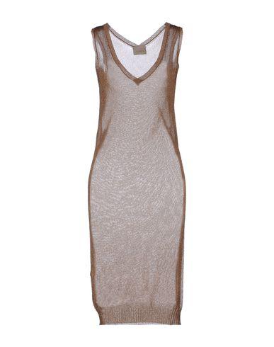 LANEUS - Knee-length dress