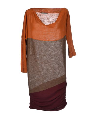 PINKO GREY - Knit dress