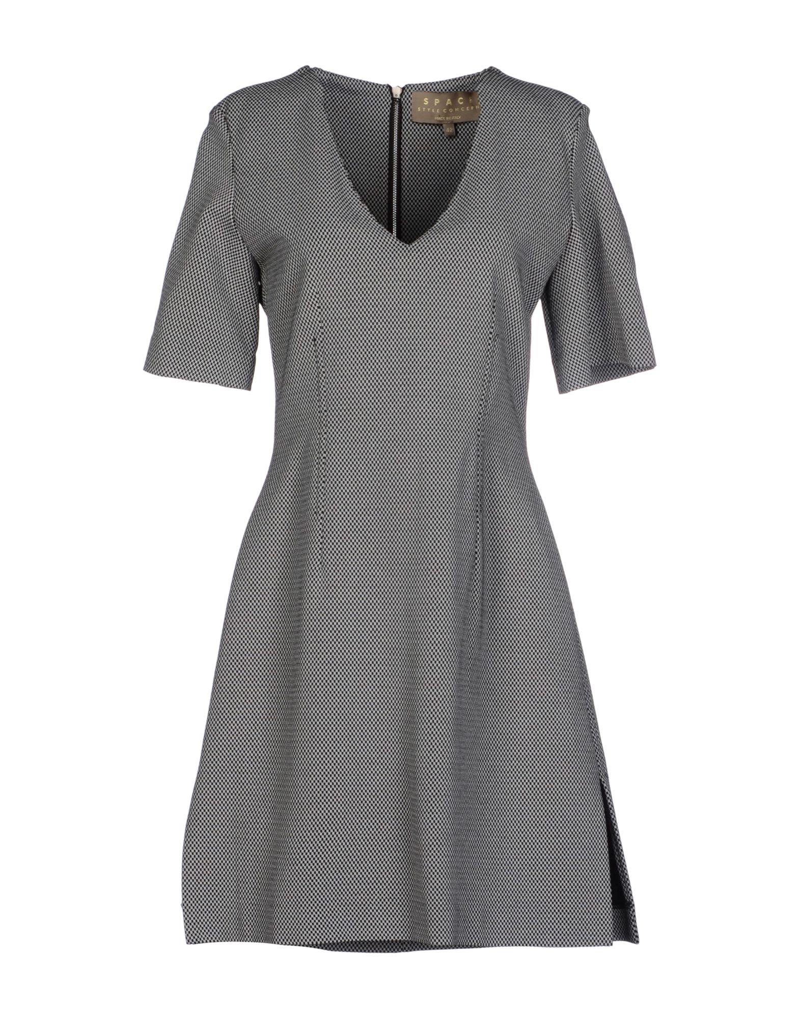 Space Style Concept Short Dress   Women Space Style Concept Short Dresses   34444710