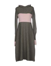 OBLIQUE - Knee-length dress