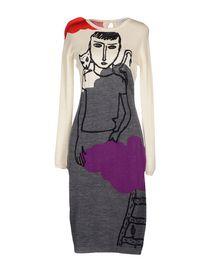 JC de CASTELBAJAC - Knee-length dress