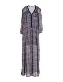 PINKO GREY - Long dress